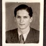 Helvio Jobim, com 18 anos de idade.