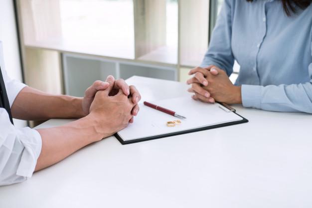Divórcio e partilha de bens
